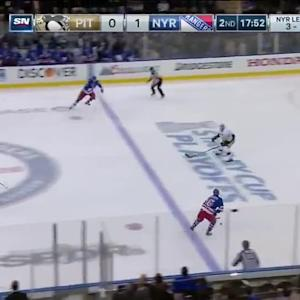 Pittsburgh Penguins at NY Rangers Rangers - 04/24/2015
