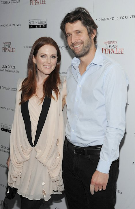 The Private Lives of Pippa Lee NYC Screening 2009 Julianne Moore Bart Freundlich