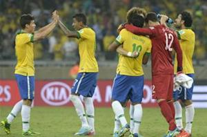 Blatter: Best-ever Confederations Cup brings hope to Brazil
