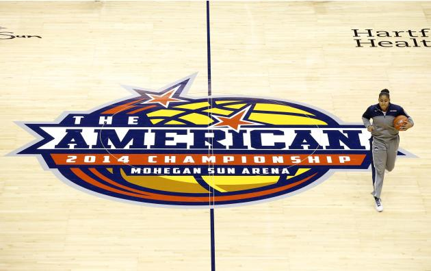 NCAA Womens Basketball: American Athletic Conference Tournament-Rutgers vs Connecticut