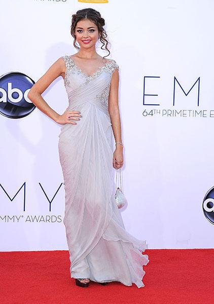 Angelic at the 2012 Emmys