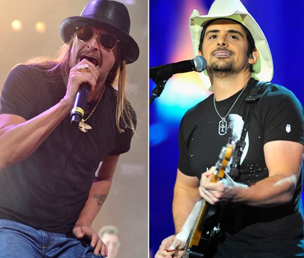 Kid Rock, Brad Paisley to Perform at George Jones' Funeral