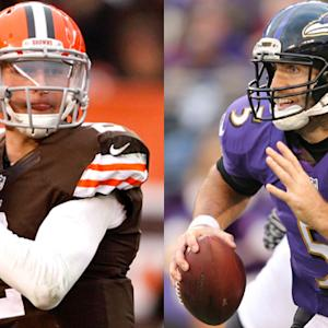 Browns at Ravens Preview
