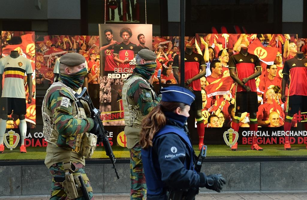 Belgium seeks Morocco's help to track Paris attacker