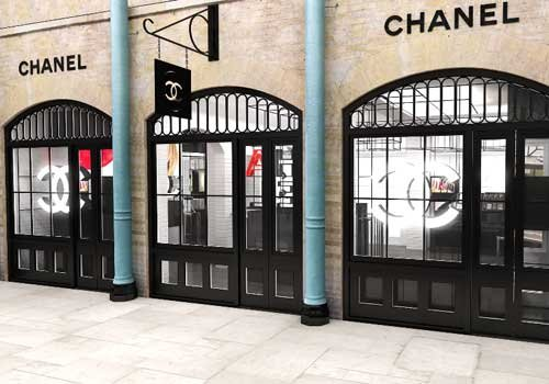 Want To Take A Sneaky Peek Inside Chanel's New Beauty Pop-Up Store?
