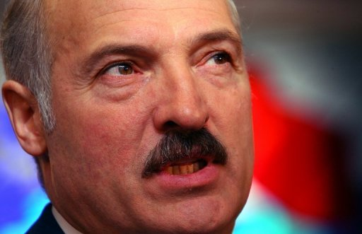 "<p>Belarus has expelled Sweden's ambassador, saying he sought to ""destroy"" ties with the former Soviet state run by authoritarian President Alexander Lukashenko, seen here in 2008.</p>"