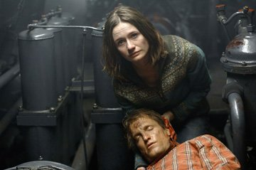 Emily Mortimer and Woody Harrelson in First Look Studios' Transsiberian