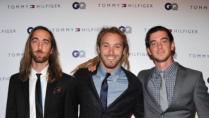 Tommy Hilfiger & GQ Celebrate Men Of New York At The 5th Avenue Flagship