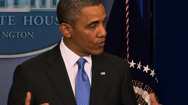 Obama: U.S. officials did their jobs investigating Boston bombing suspect