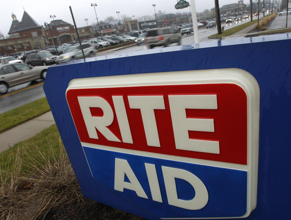 Rite Aid 3Q loss narrows as sales climb