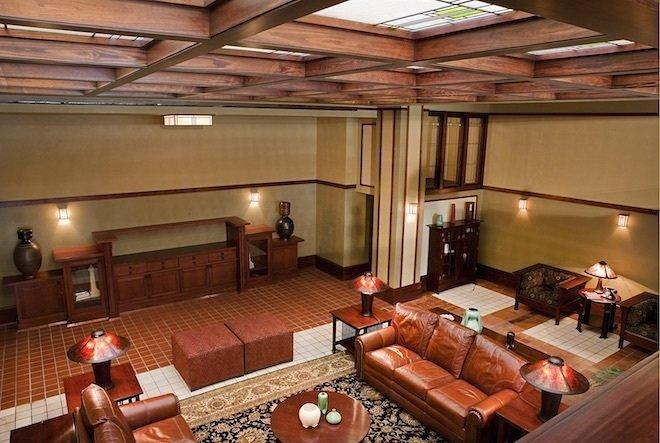 Curbed National: Take a Trip to the Only Frank Lloyd Wright Hotel Still Standing