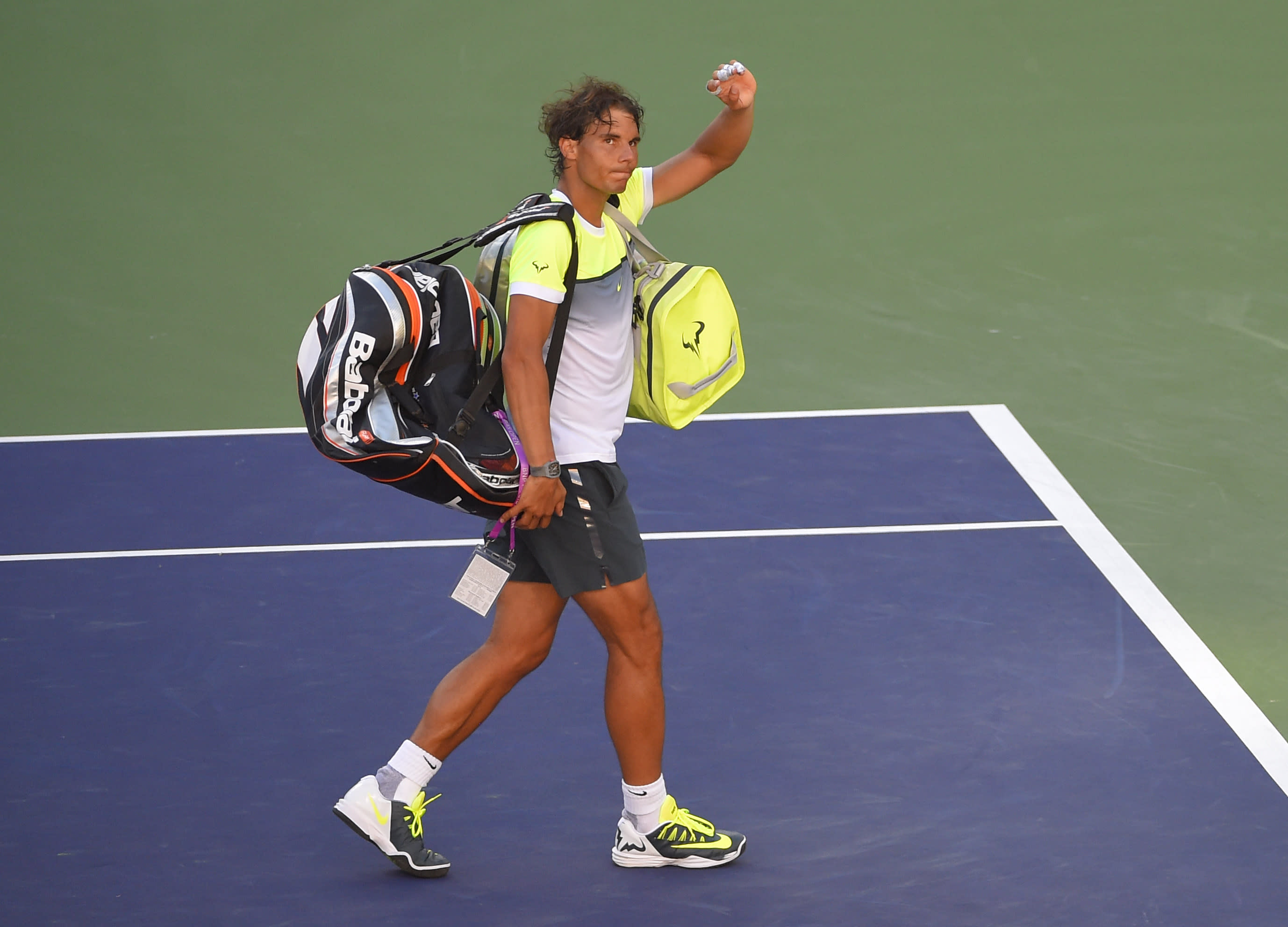 Nadal to play at Queen's Club ending three-year absence