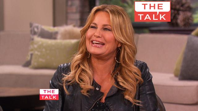 "The Talk - Jennifer Coolidge On ""2 Broke Girls"""