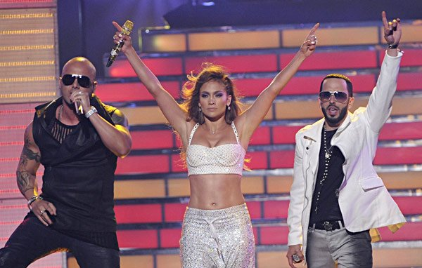 J Lo's Performance Of 'Goin' In' On 'American Idol' Blew Away Rihanna & Idols