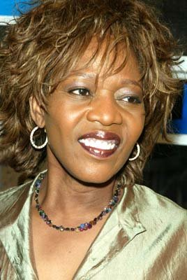 Alfre Woodard Down With Love Premiere Tribeca Film Festival, 5/6/2003