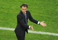 Cesare Prandelli has guided Italy to the Euro 2012 final