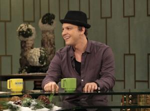 Gavin DeGraw stops by Access Hollywood on January 10, 2012 -- Access Hollywood