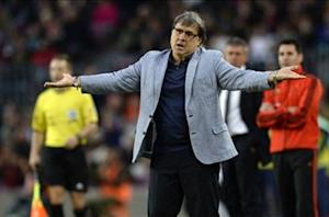 Barcelona boss Martino: No job security in football