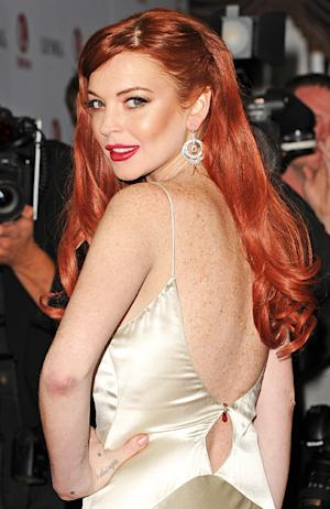 Lindsay Lohan Offered Strip Club Job to Help Pay for Storage Locker
