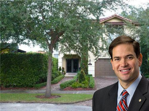 Politico Pads: Marco Rubio Relists West Miami House, With a Price Hike