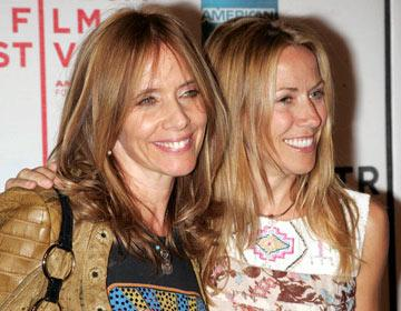 Director Rosanna Arquette and Sheryl Crow All We Are Saying premiere - Tribeca Film Festival April 20, 2005 - New York, NY