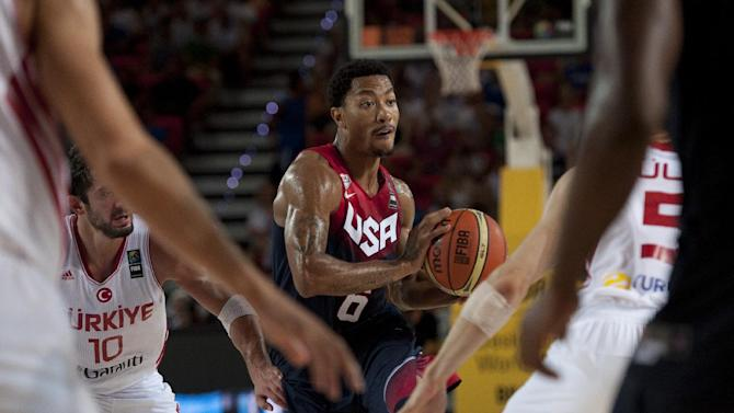 Derrick Rose sees woeful World Cup as positive, says his body i…
