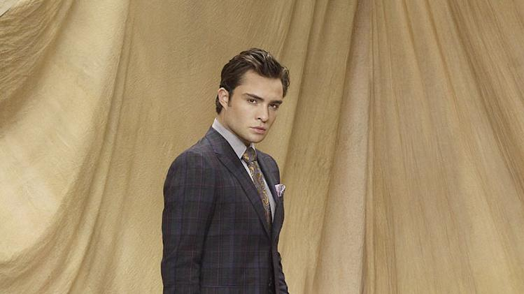 "Ed Westwick stars as Chuck in ""Gossip Girl."""