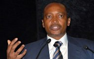 Patrice Motsepe, executive chairman of African Rainbow Minerals. Picture: ARNOLD PRONTO