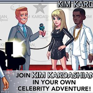 Behind the 'Kim Kardashian: Hollywood' App