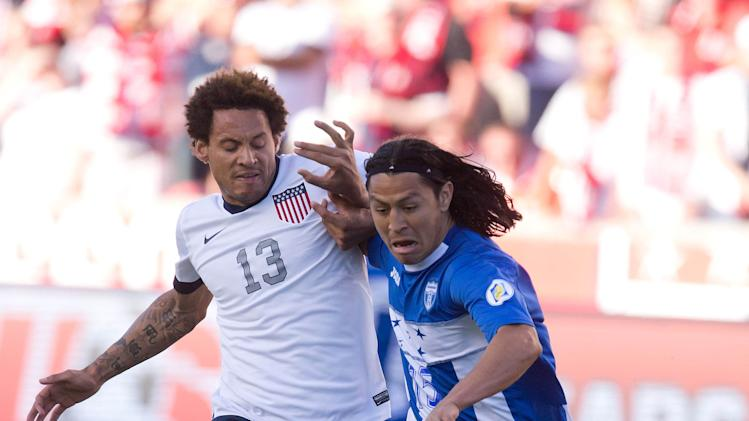 Soccer: World Cup Qualifier-Honduras at USA