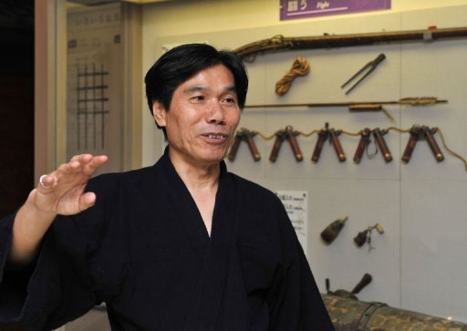 A 63-Year-Old Engineer And Japan's 'Last Ninja'
