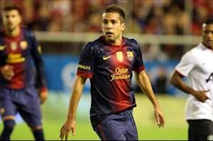 Jordi Alba: Barcelona wants Champions League glory again