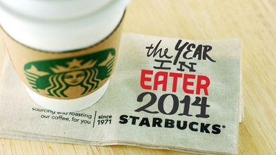 2014: The Year in Starbucks