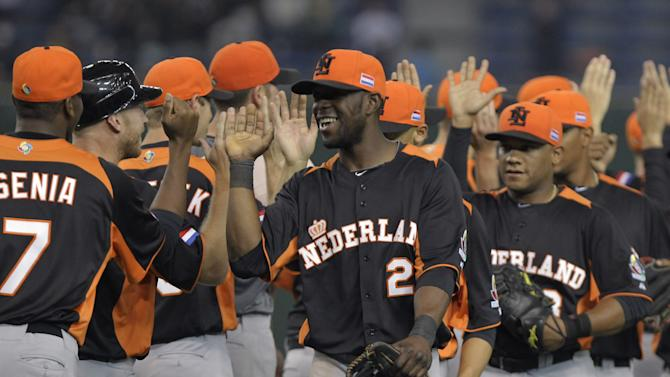 Netherlands v Cuba - World Baseball Classic Second Round Pool 1