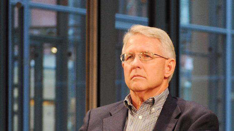 Jerry Slocum attends the Food Dialogues: New York on Thursday, Nov. 15, 2012 in New York. (Photo by Evan Agostini/Invision for USFRA/AP Images)