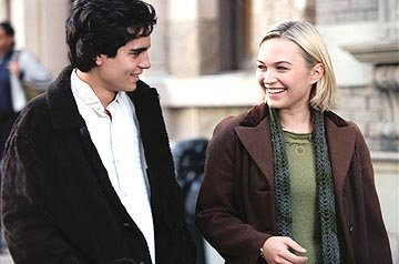 Max Minghella and Sophia Myles in United Artists/Sony Pictures Classics' Art School Confidential