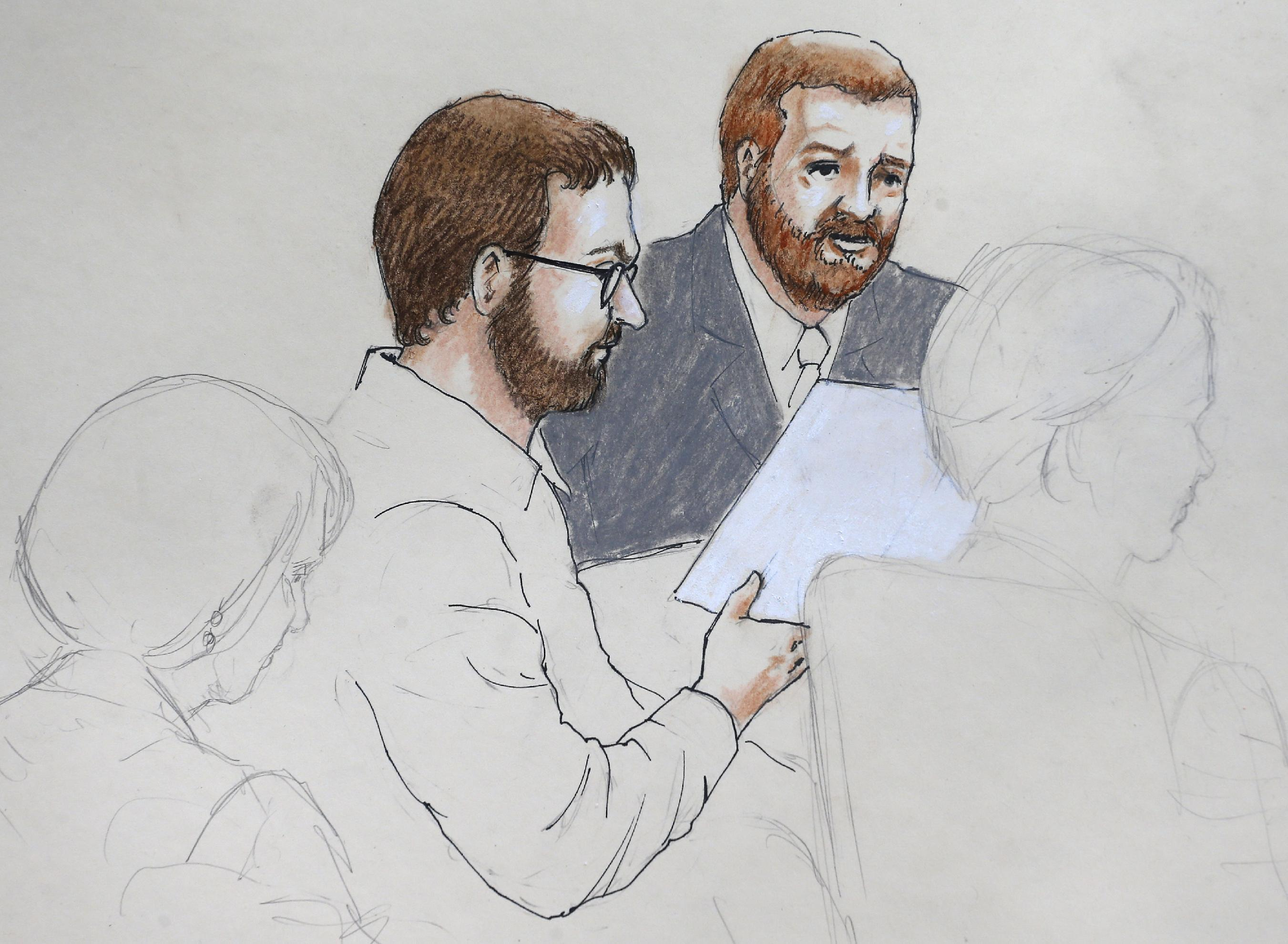 James Holmes – Colorado theater shooting