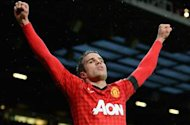 Goalless Van Persie still 'fantastic', insists Sir Alex Ferguson