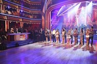 The cast of Week 6 of 'Dancing with the Stars: All-Stars' October 2012 -- ABC