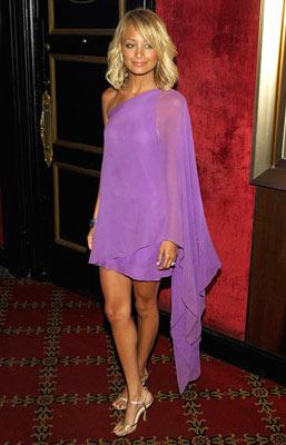 Premiere: Nicole Richie at the New York premiere of Paramount Pictures' War of the Worlds - 6/23/2005