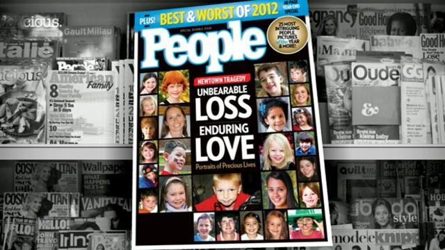 People Magazine's Best and Worst of 2012
