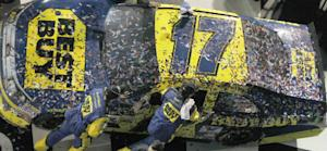 Caraviello: Kenseth's impact goes beyond wins, longevity