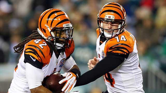 Can Bengals steal AFC North?