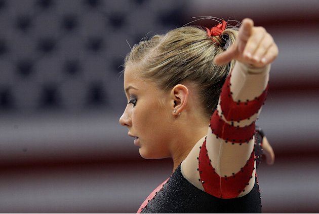 Shawn Johnson 2011