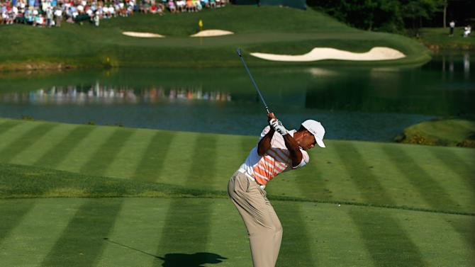 the Memorial Tournament presented by Nationwide Insurance - Round Two