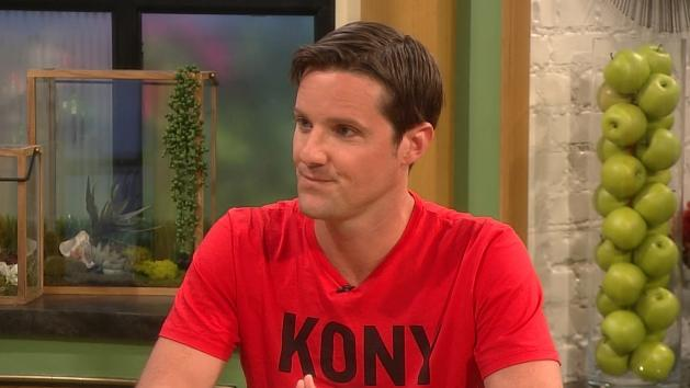 'Kony 2012' Director Jason Russell: 'Nothing Can Stop This Movement'  -- Access Hollywood
