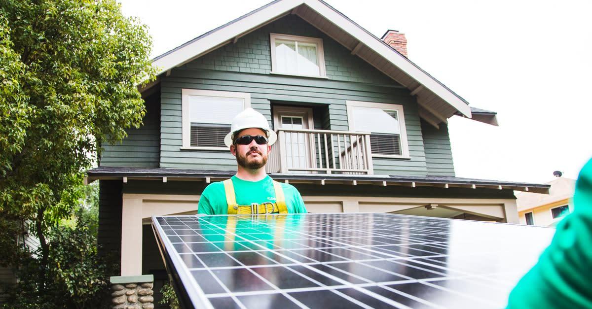 SolarCity - America's #1 Solar Power Provider