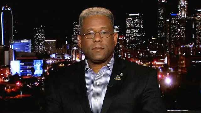 What's Allen West's new plans?