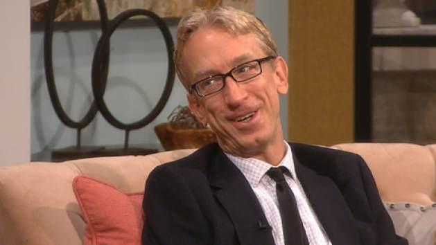 Andy Dick visits Access Hollywood Live on May 3, 2013 -- Access Hollywood