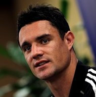 Dan Carter has been named in New Zealand's starting line-up